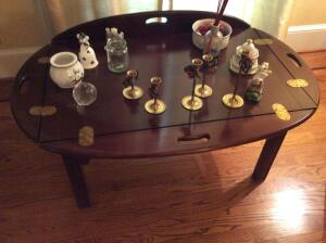 Coffee Table and Decor