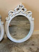 Oval Bow Mirrors - 2