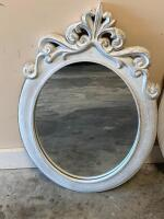 Oval Bow Mirrors - 3