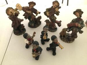 Miscellaneous Musical Figurines