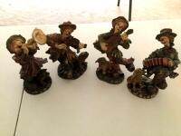 Miscellaneous Musical Figurines - 2