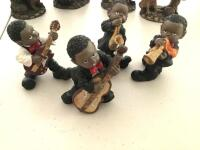 Miscellaneous Musical Figurines - 3