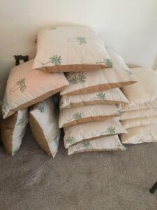 Palm Tree Pillows