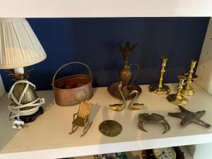 Miscellaneous Brass
