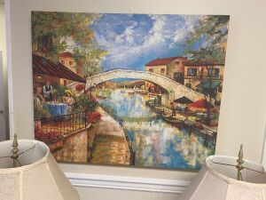 Canvas of Canal