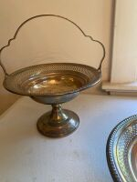 Sterling Compotes/Candy Dish/ Basket - 2