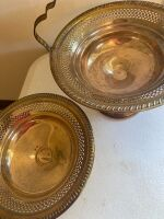 Sterling Compotes/Candy Dish/ Basket - 5
