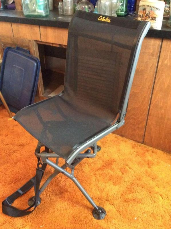 Swell Cabelas Folding Swivel Chair Camellatalisay Diy Chair Ideas Camellatalisaycom